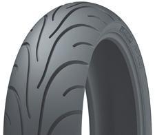 Pilot Road 2 (Rear) Tires
