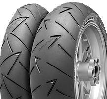 Road Attack 2 (Rear) Tires